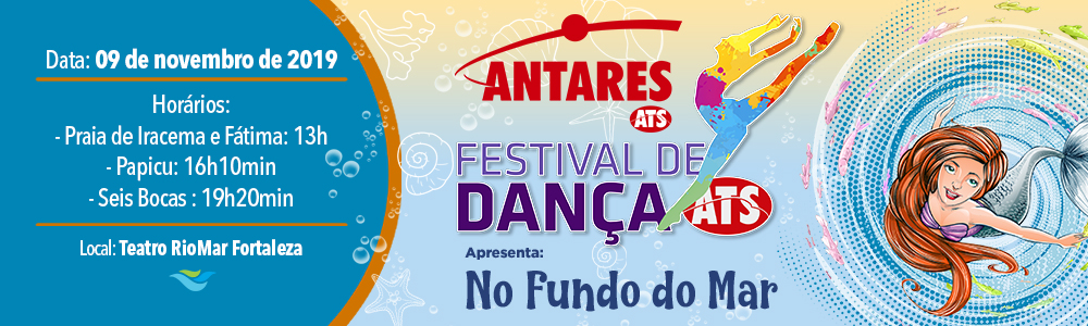 NO FUNDO DO MAR - FESTIVAL ANTARES